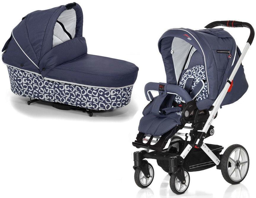 Обзор детской коляски Hartan VIP XL 2 в 1