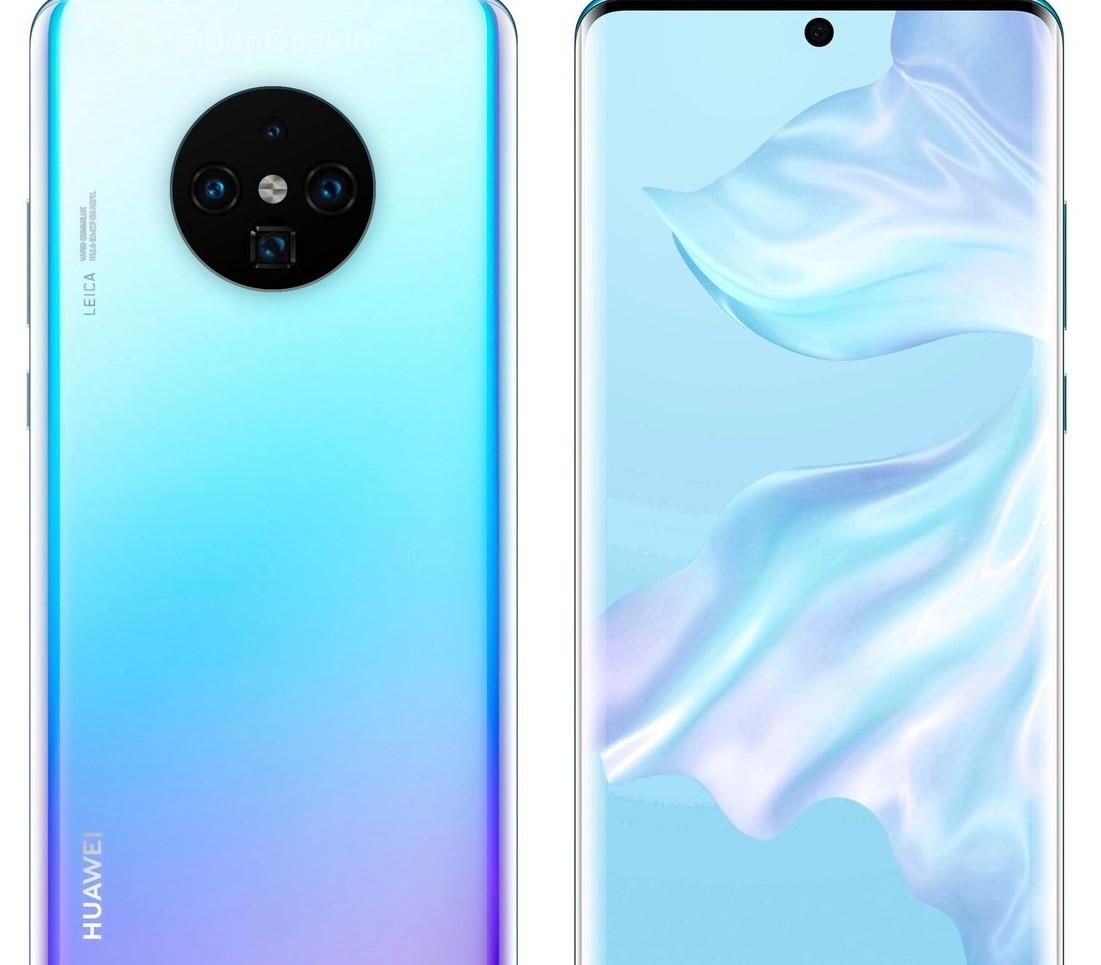 Смартфон Huawei Mate 30 Pro — достоинства и недостатки