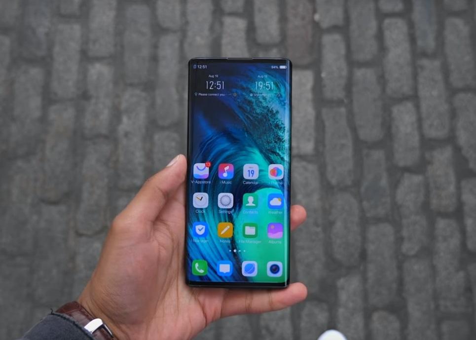 Смартфон Vivo NEX 3 — достоинства и недостатки