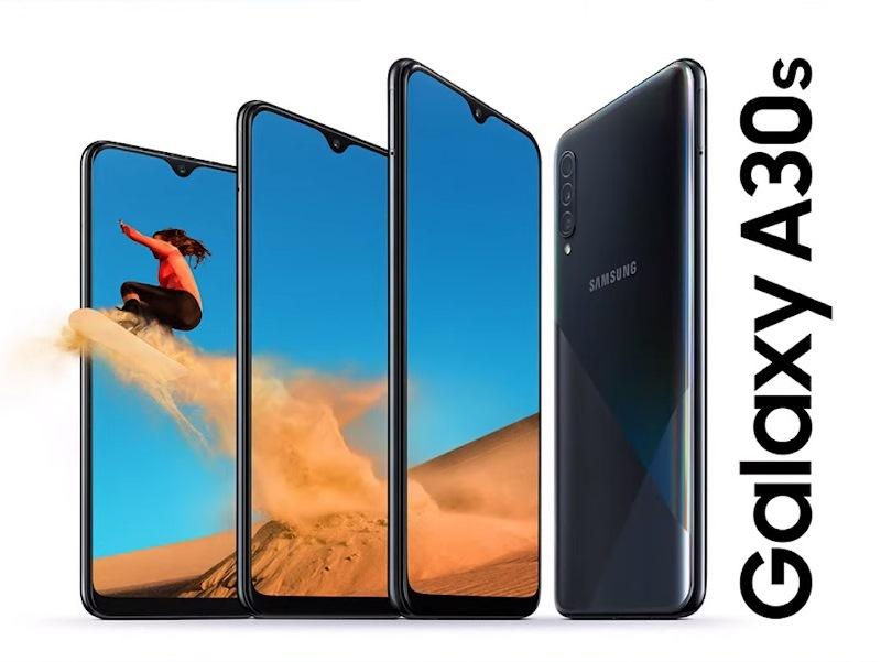Смартфон Samsung Galaxy A30s — достоинства и недостатки