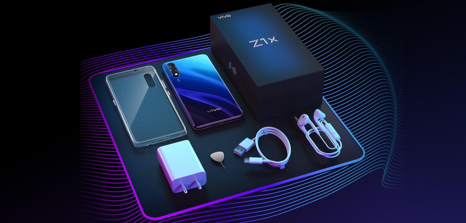 Смартфон Vivo Z1x — достоинства и недостатки
