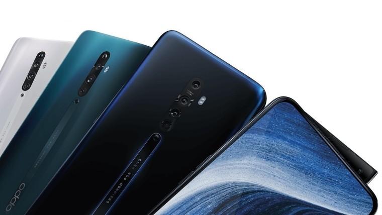 Смартфоны Oppo Reno2, Oppo Reno2 Z и Oppo Reno2 F: сравнение характеристик