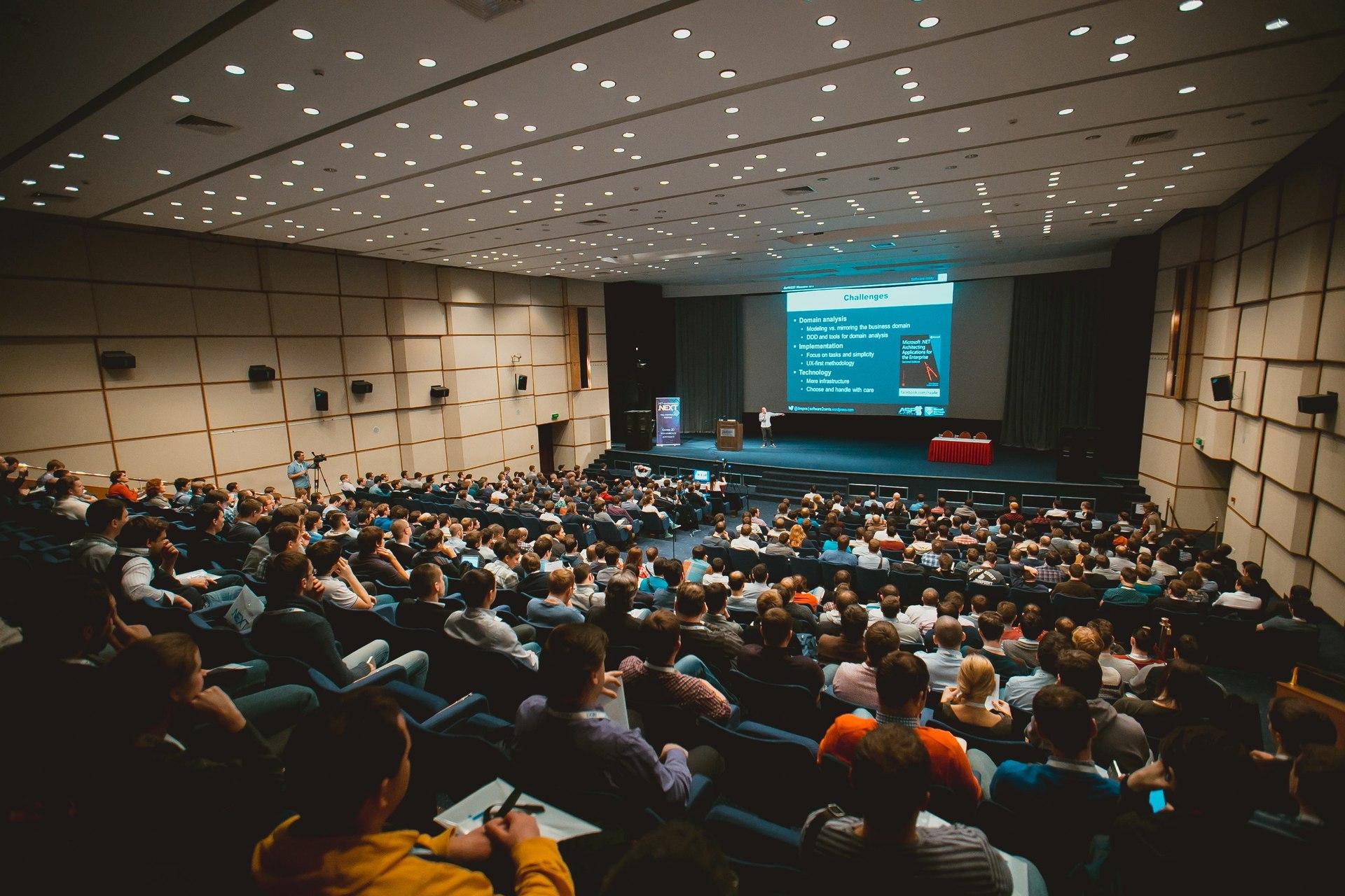 Рейтинг лучших конференц-залов в Москве на 2021 год