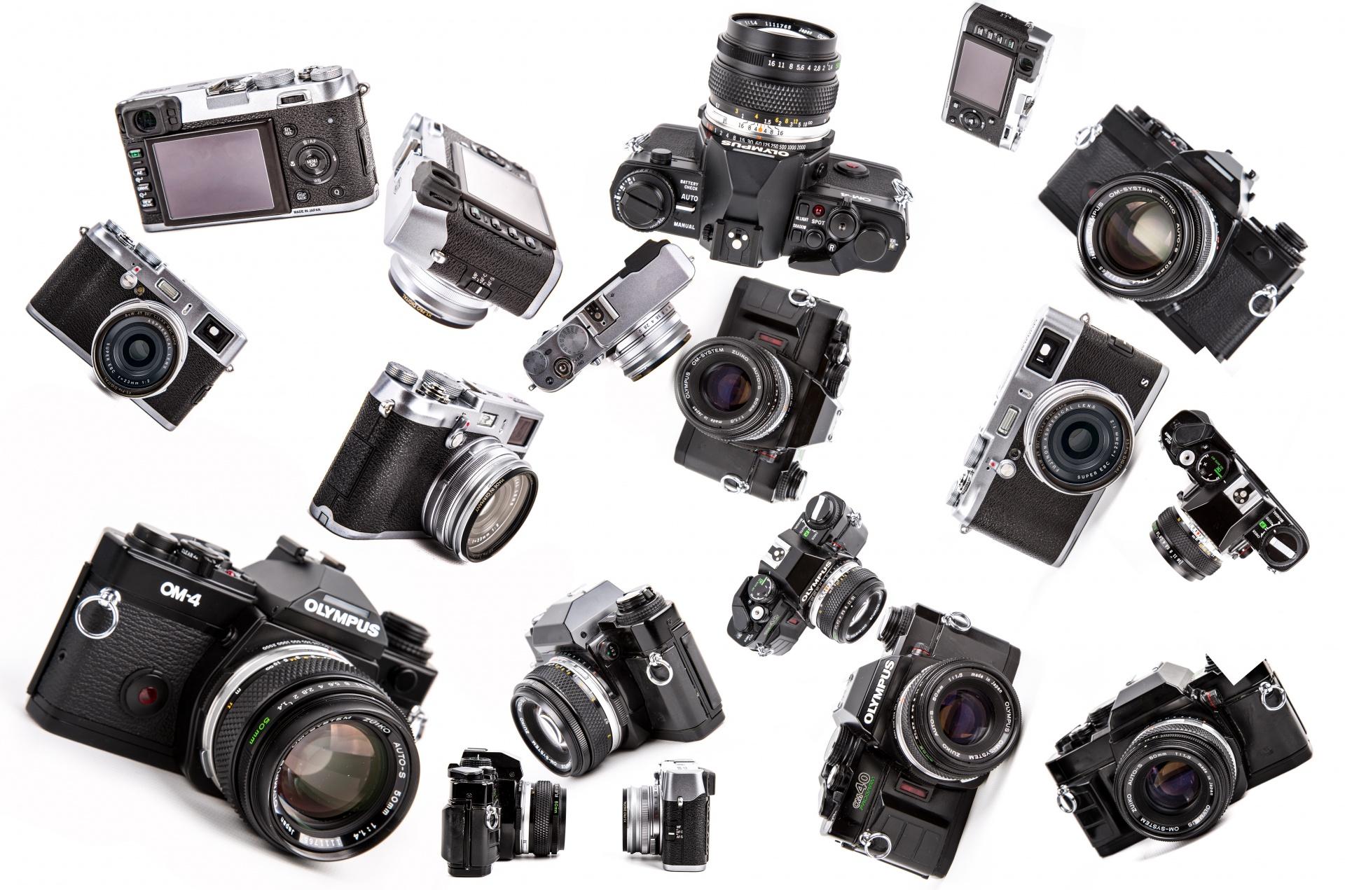 Рейтинг лучших цифровых фотоаппаратов на 2020 год