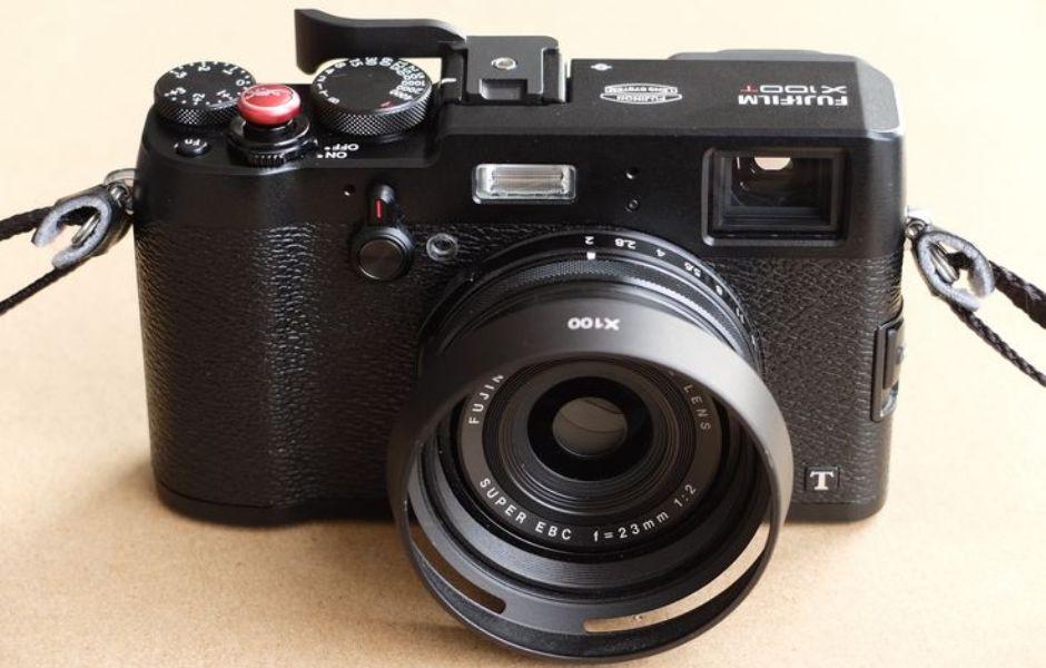 Обзор цифрового фотоаппарата Fujifilm X100T