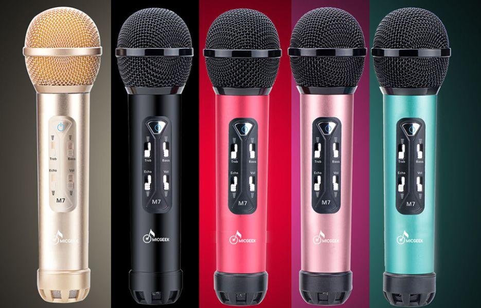 Рейтинг лучших микрофонов для караоке на 2020 год