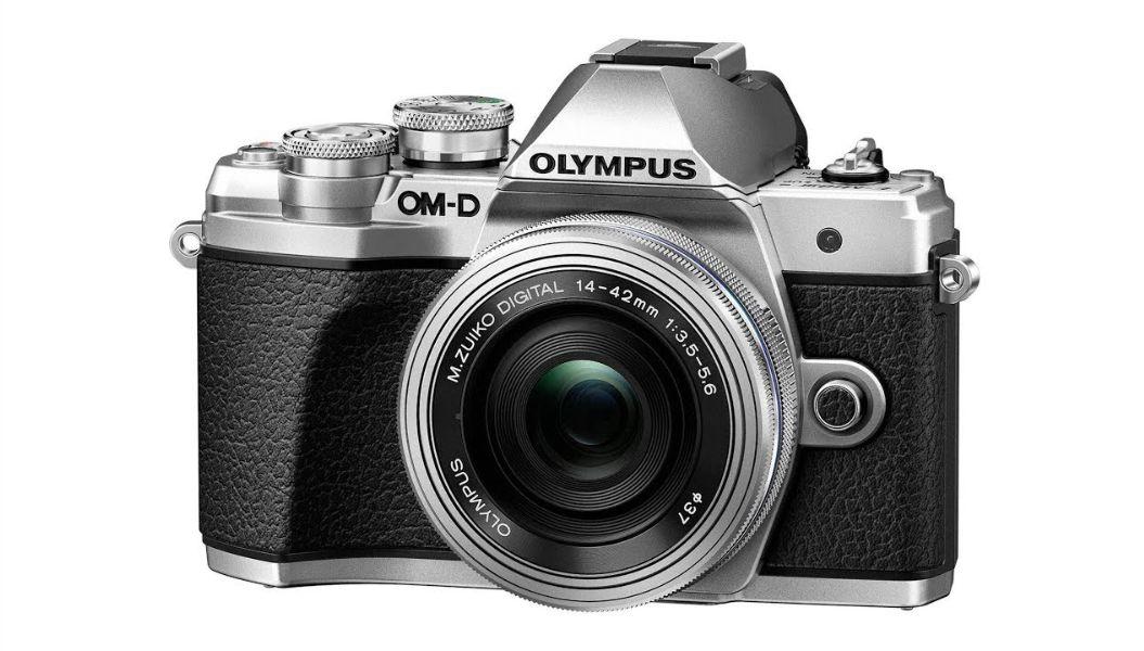Обзор цифрового фотоаппарата Olympus OM-D E-M10 Mark III