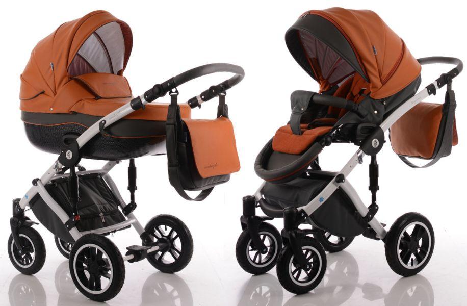 Обзор детской коляски Noordline Stephania Eco 2 в 1