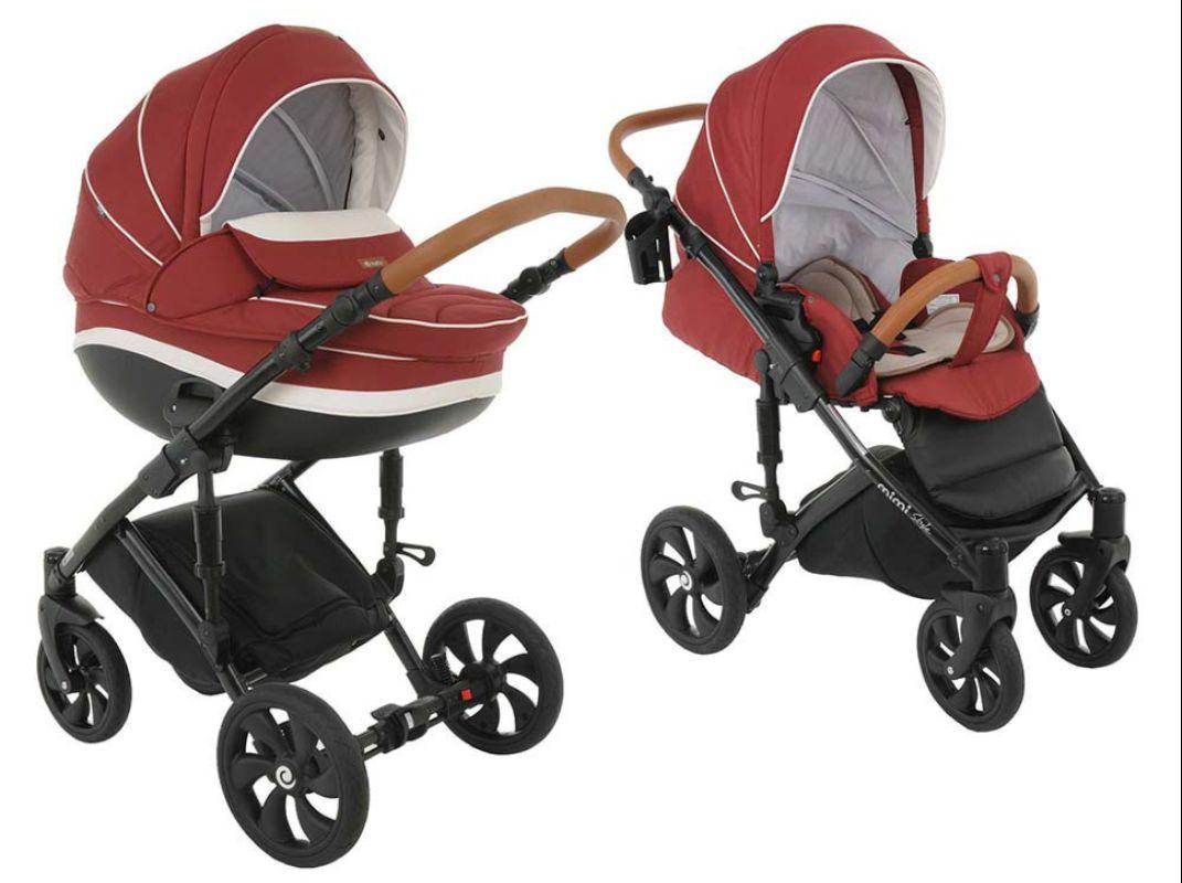 Обзор детской коляски Tutis Mimi Style 2 в 1