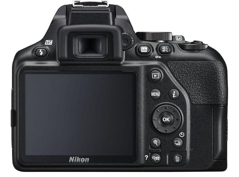 Обзор цифрового фотоаппарата Nikon D3500 Kit