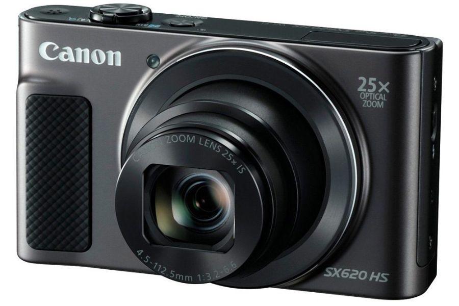 Обзор цифрового фотоаппарата Canon PowerShot SX620 HS