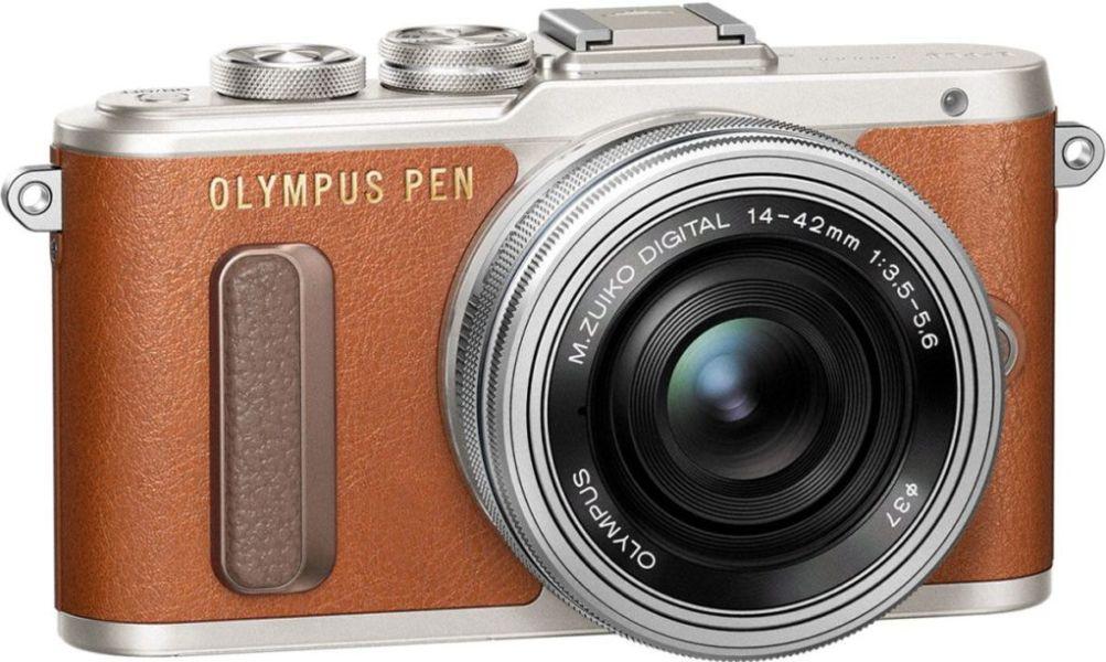 Обзор цифрового фотоаппарата Olympus PEN E-PL8