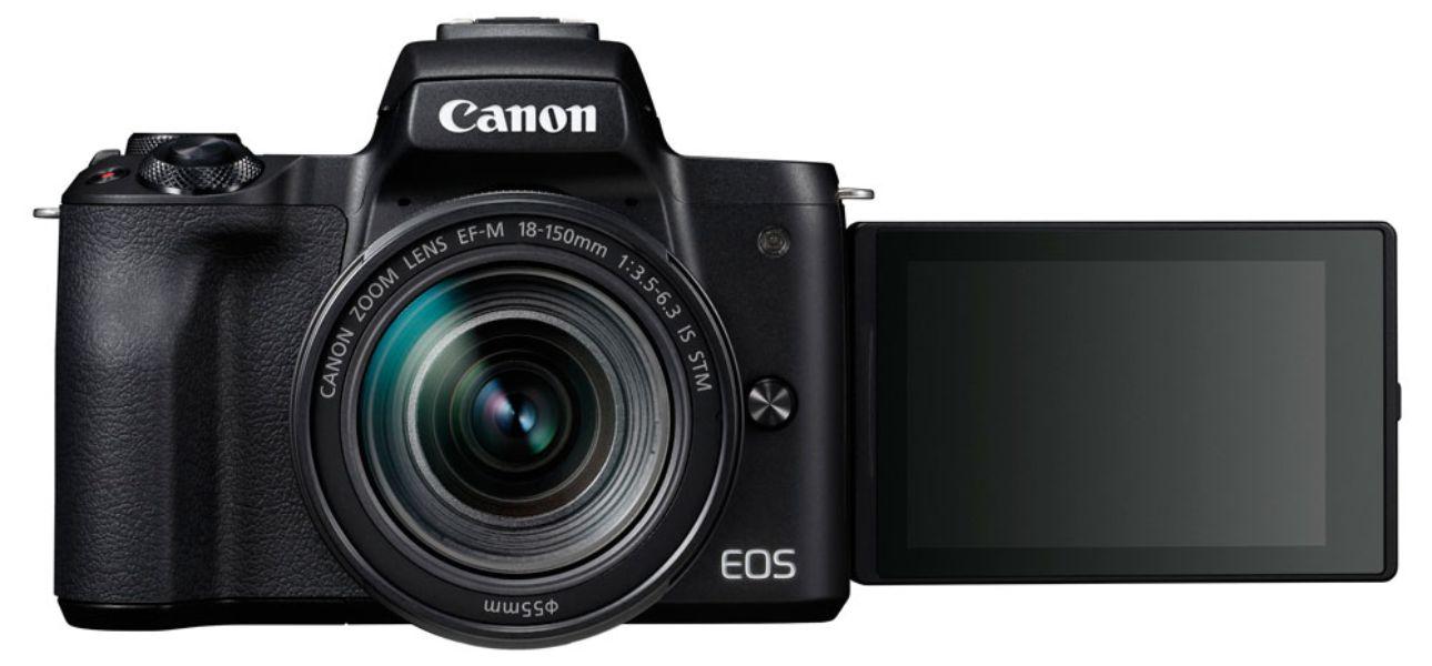 Обзор цифрового фотоаппарата Canon EOS M50 Kit