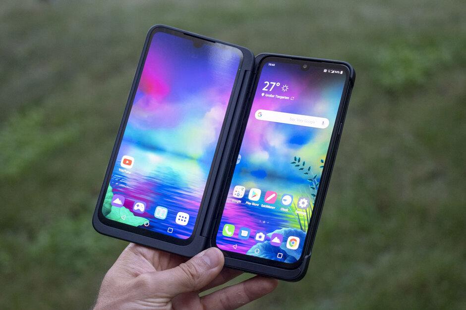 Смартфон LG G8X ThinQ — достоинства и недостатки
