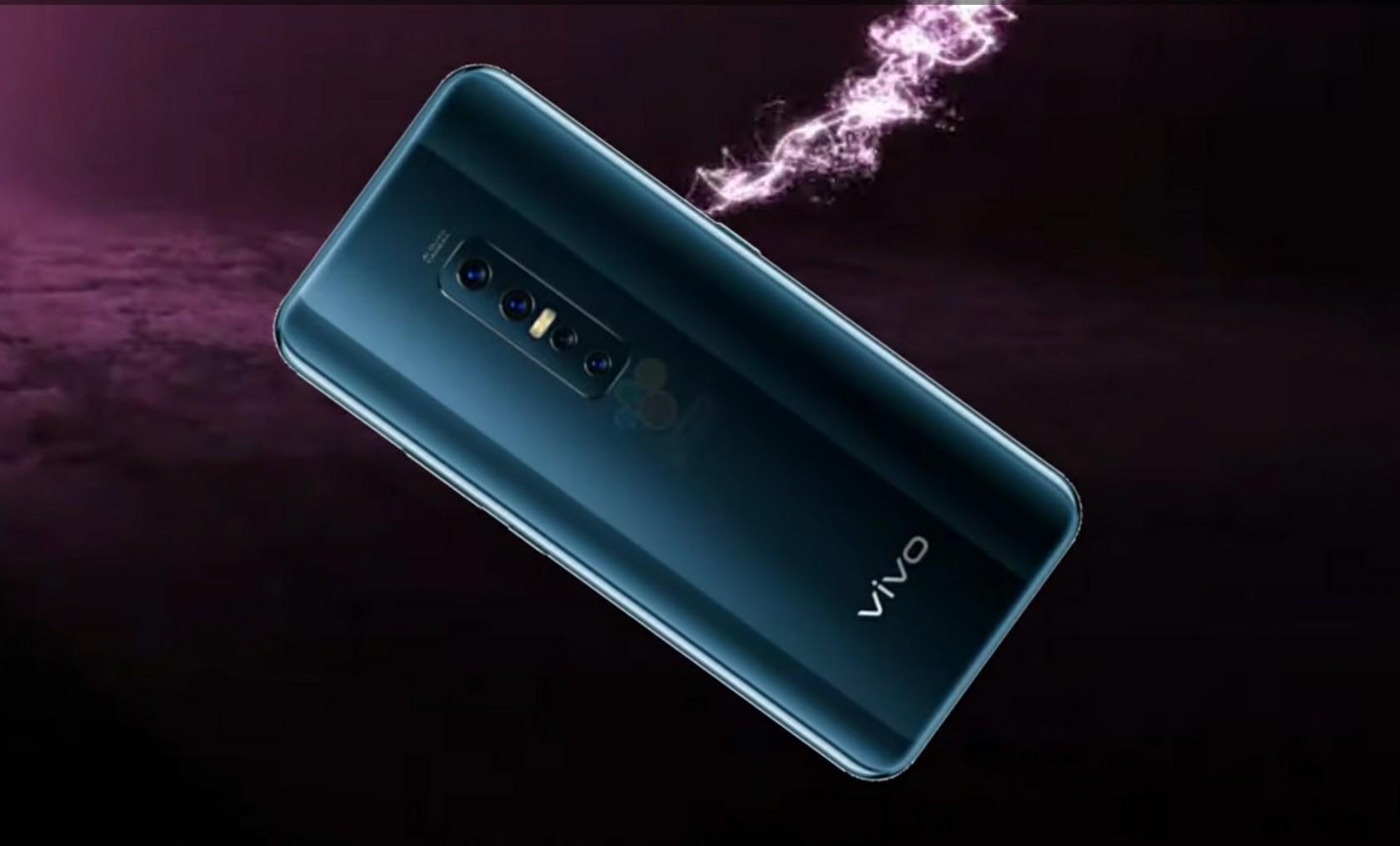 Смартфон Vivo V17 Pro — достоинства и недостатки