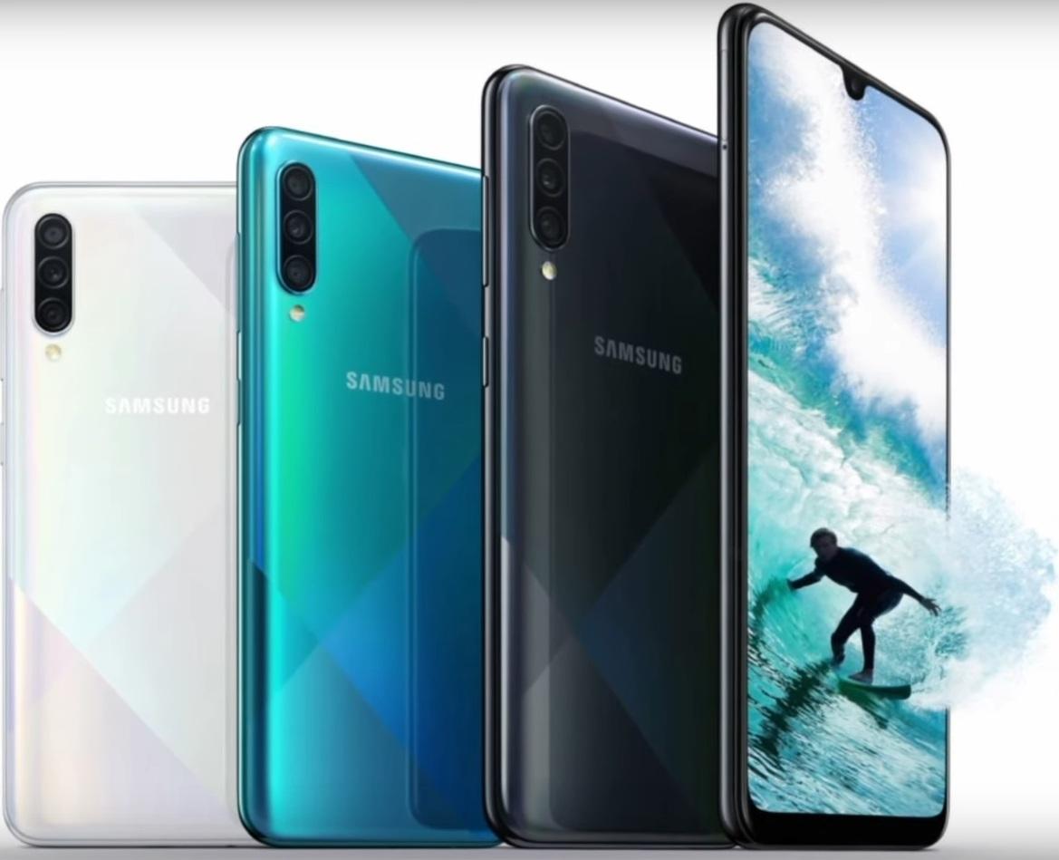 Смартфон Samsung Galaxy A50s — достоинства и недостатки
