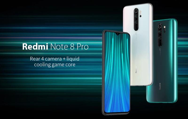 Смартфон Xiaomi Redmi Note 8 Pro — достоинства и недостатки