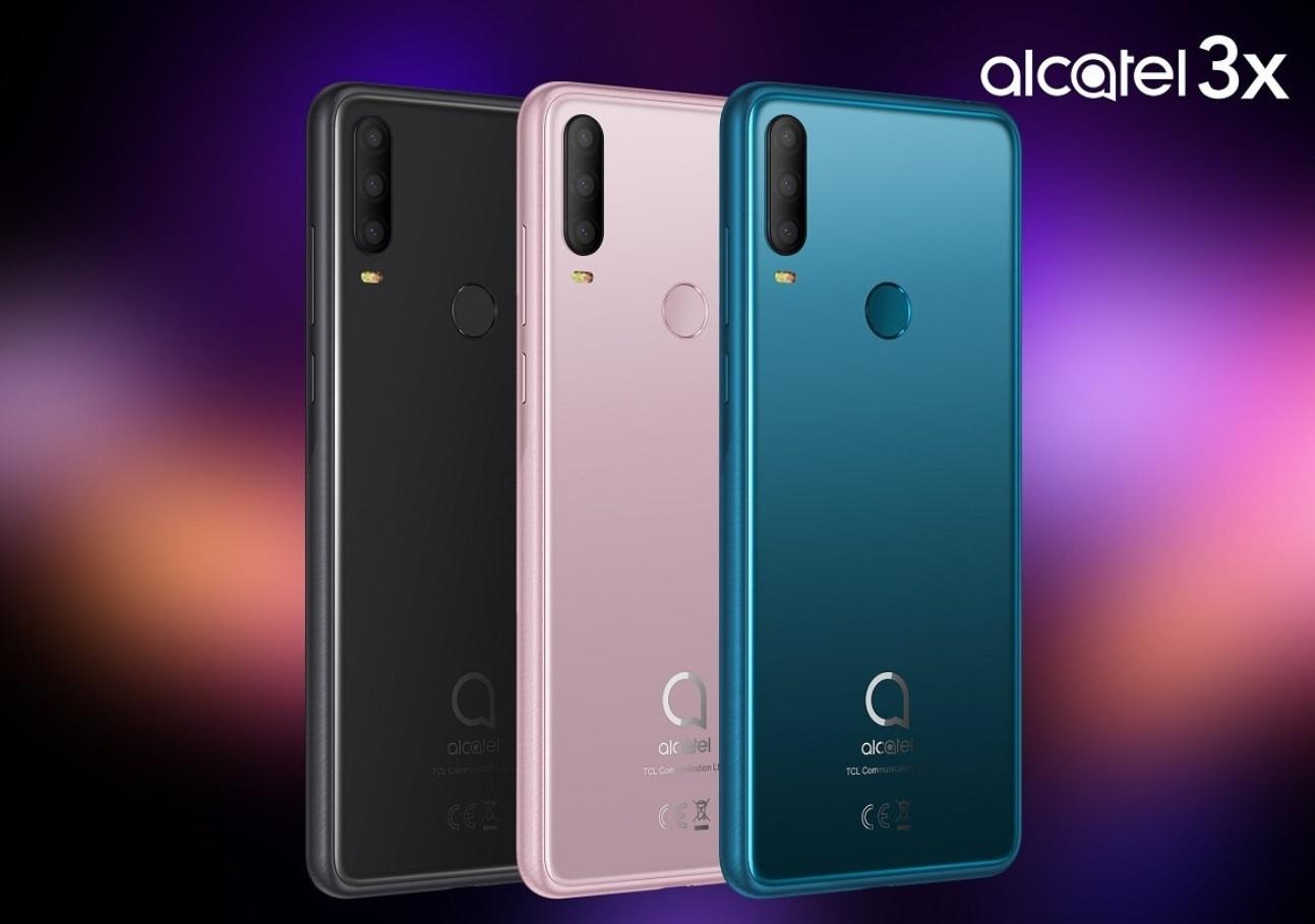Смартфон Alcatel 3Х (2019) — достоинства и недостатки