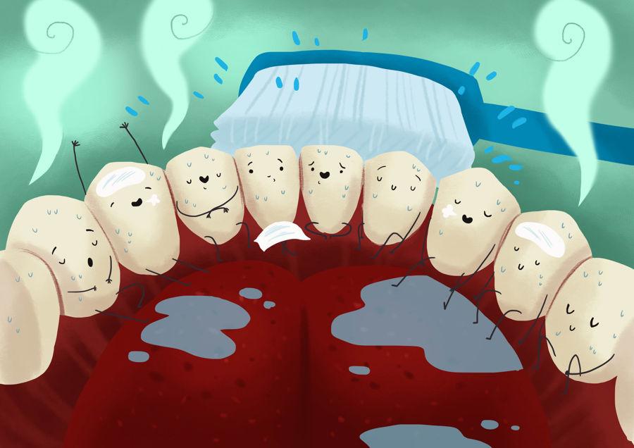 Рейтинг лучших пенок для зубов на 2020 год