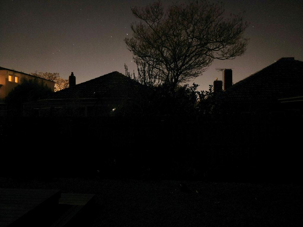 Ночная фотосъёмка