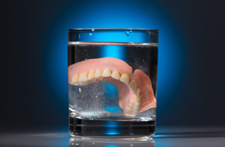 Протефикс таблетки для чистки зубных протезов