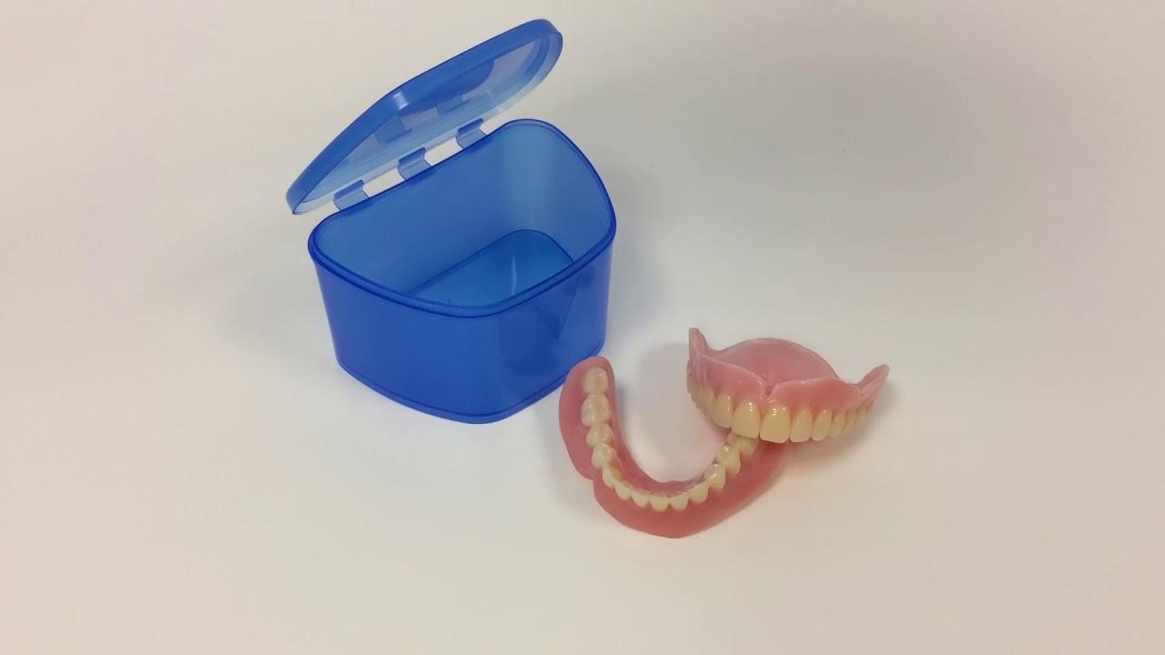Рейтинг лучших контейнеров для зубных протезов на 2020 год