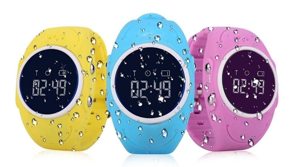 Обзор детских умных часов Smart Baby Watch W8
