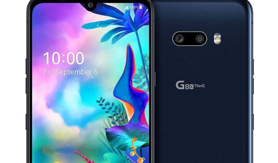 Обзор смартфона LG V50S ThinQ с основными характеристиками