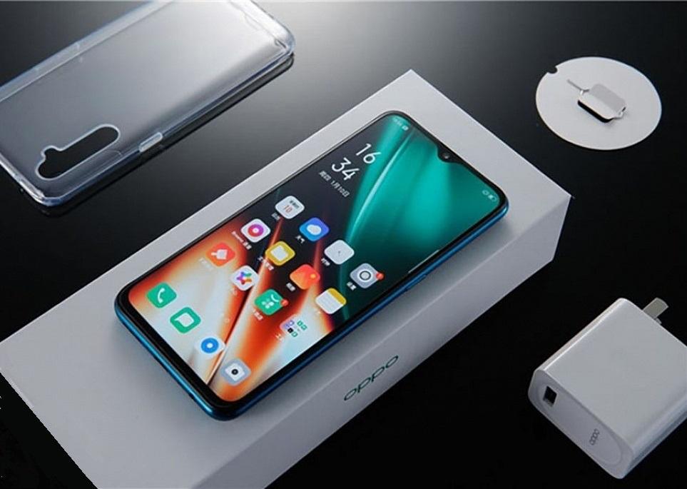 Смартфон Oppo K5: палач мировых брендов