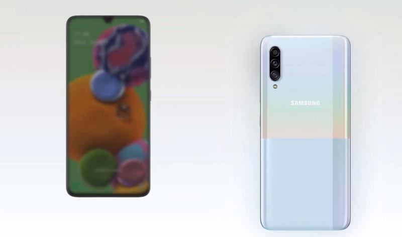 Обзор смартфона Samsung Galaxy A91 с основными характеристиками