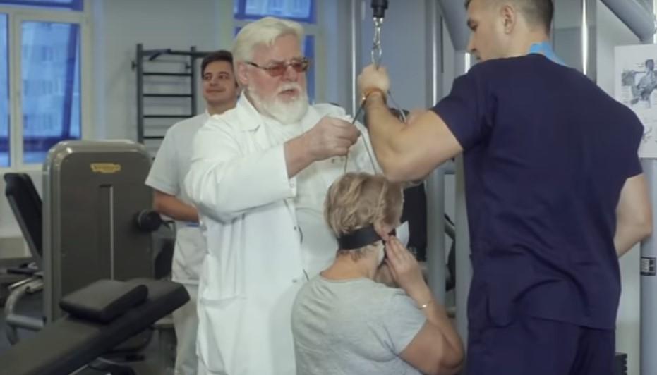 Специалисты по лечению позвоночника
