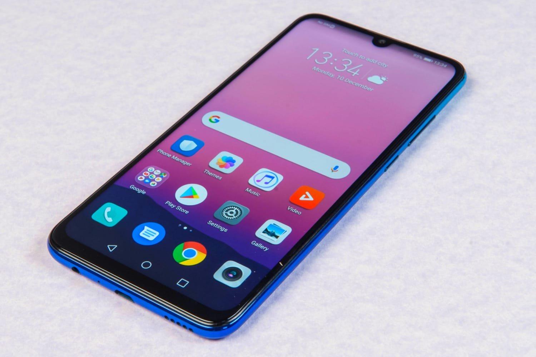 Обзор основных характеристик смартфона Huawei P smart 2020