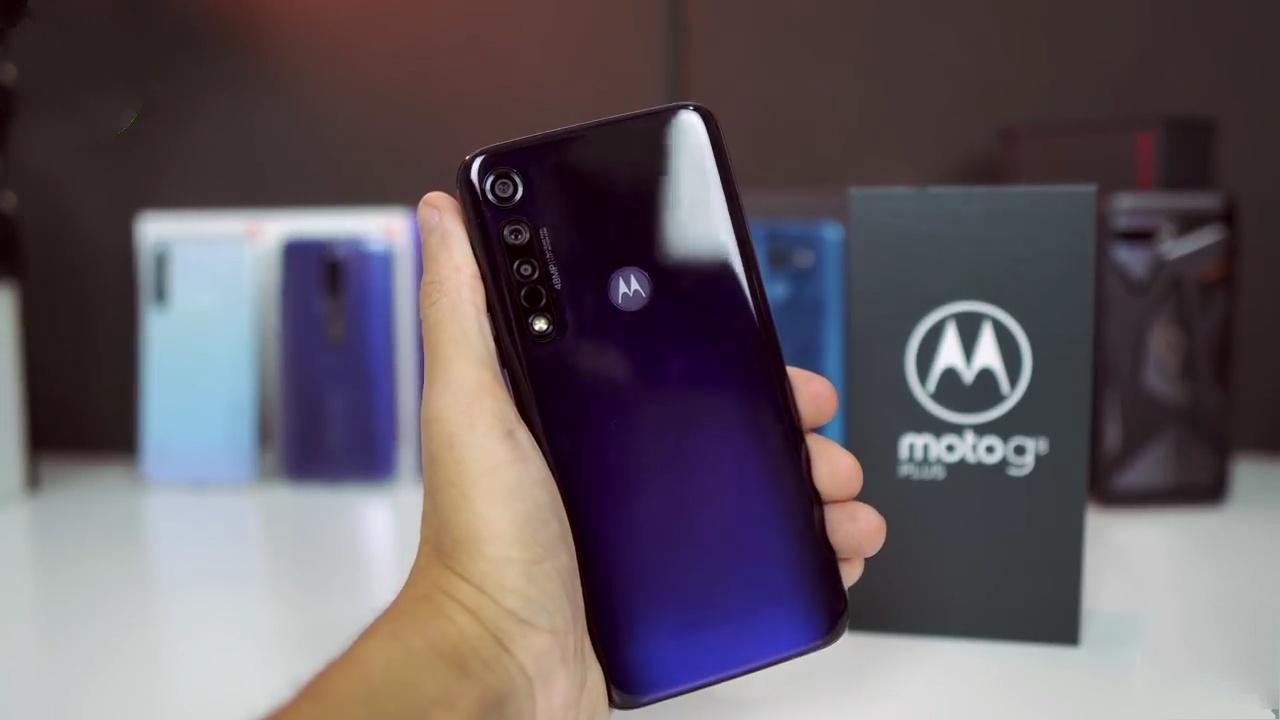 Обзор смартфона Motorola Moto G8 Plus с основными характеристиками