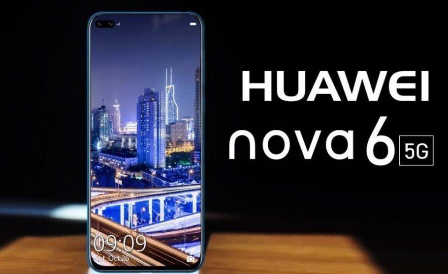 Обзор смартфона Huawei nova 6 с основными характеристиками