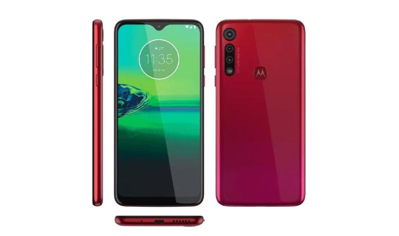 Обзор смартфона Motorola Moto G8 Play с основными характеристиками