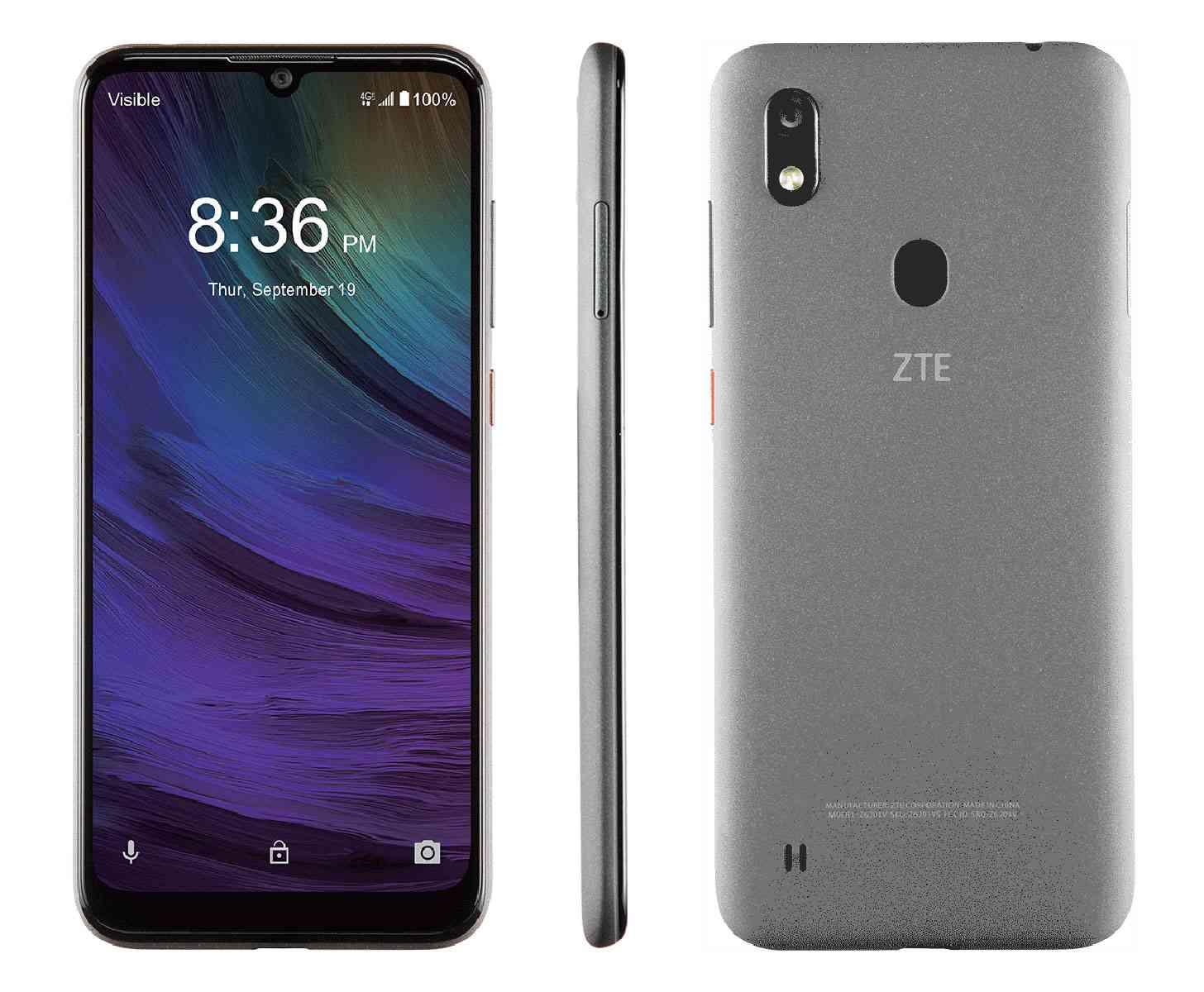 Обзор смартфона ZTE Blade A7 Prime с основными характеристиками