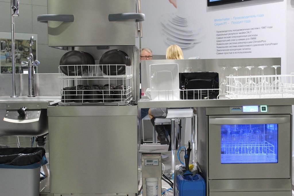 Рейтинг лучших профессиональных (промышленных) посудомоечных машин на 2020 год