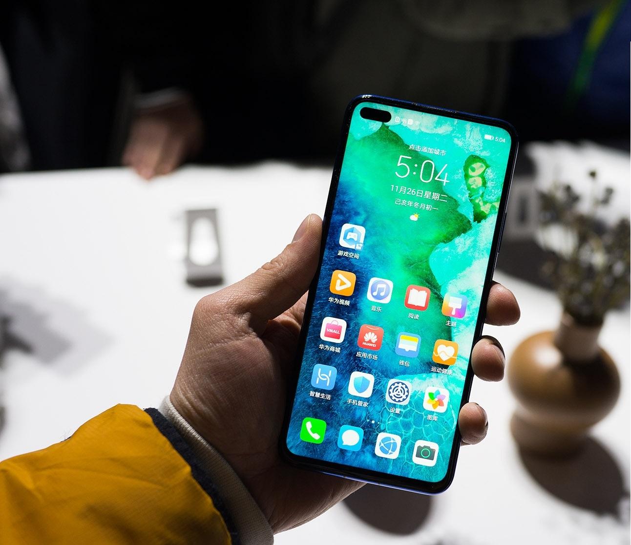 Обзор смартфона Honor V30 Pro с основными характеристиками