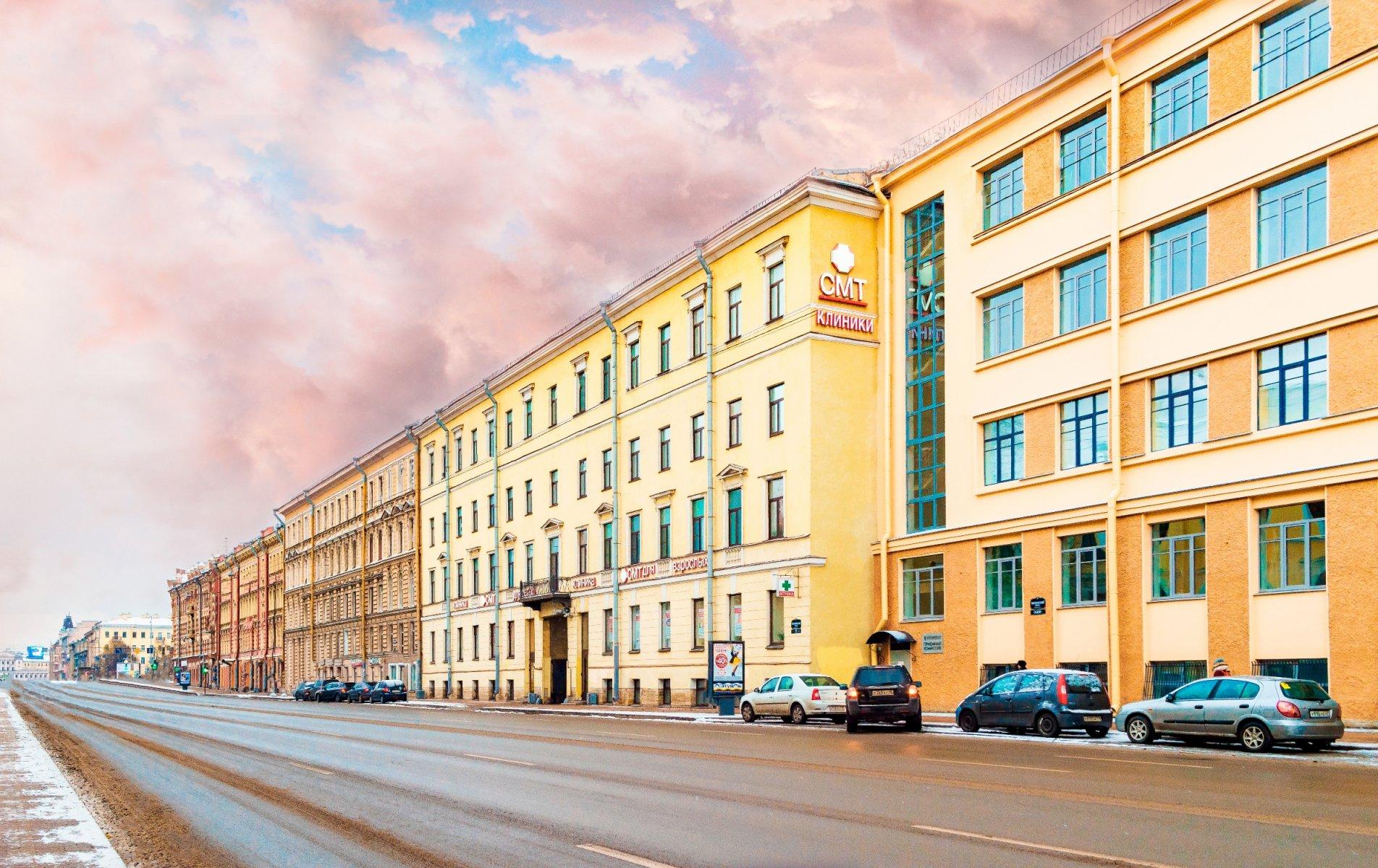 Рейтинг лучших гастроэнтерологических клиник Санкт-Петербурга в 2021 году