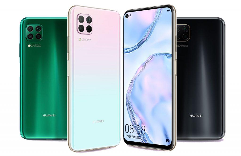 Обзор смартфона Huawei nova 6 SE с основными характеристиками
