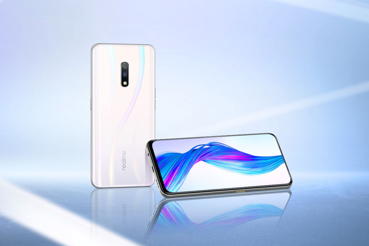 Обзор передового 5G смартфона ‒ Realme X50