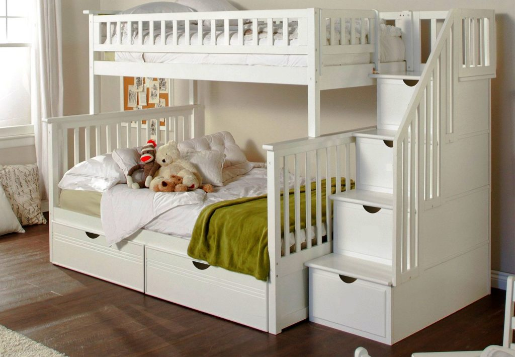 Лучшие двухъярусные кровати для детей в 2020 году