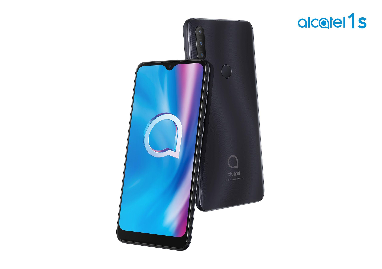 Обзор смартфона Alcatel 1S (2020) с основными характеристиками