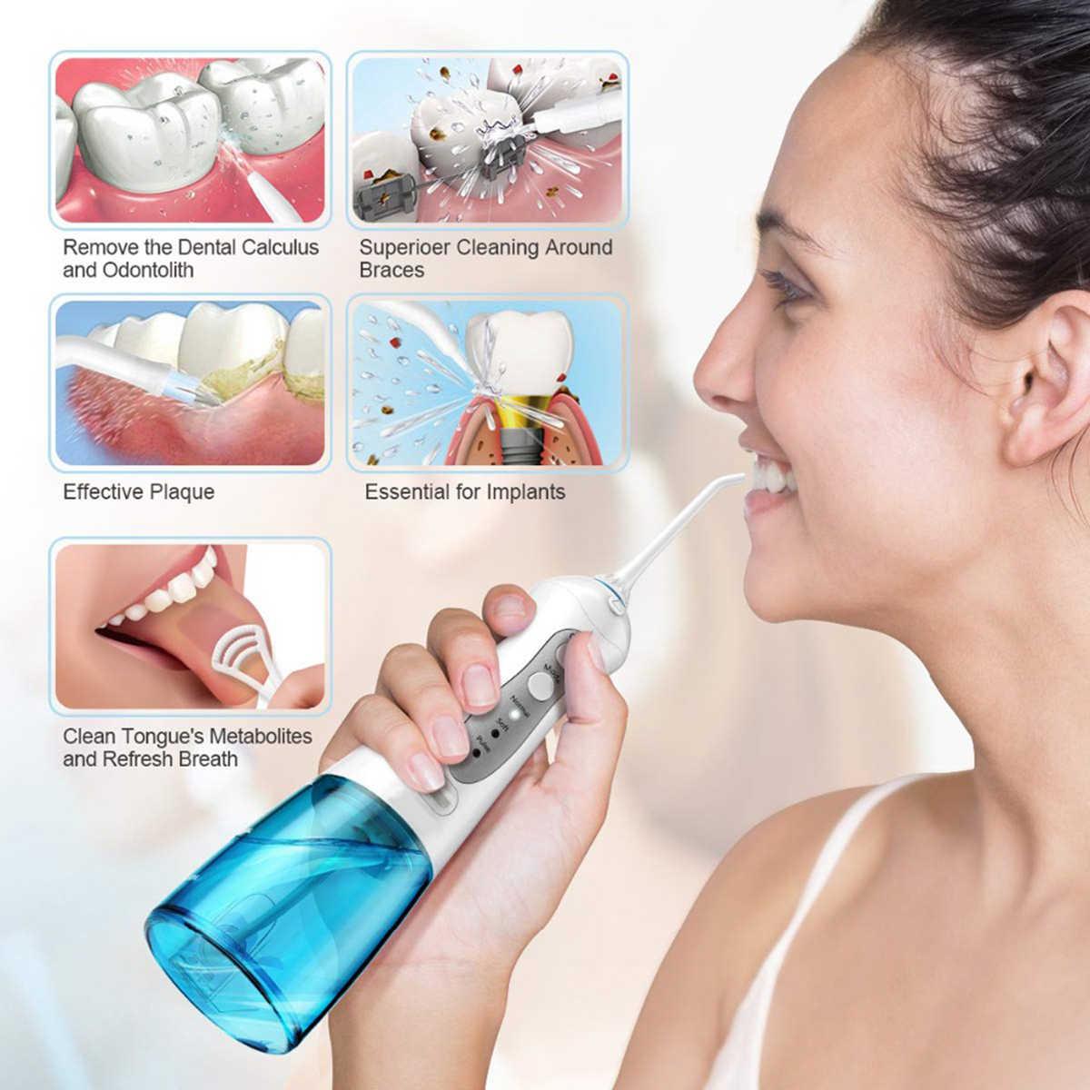 Рейтинг лучших ирригаторов для полости рта на 2020 год