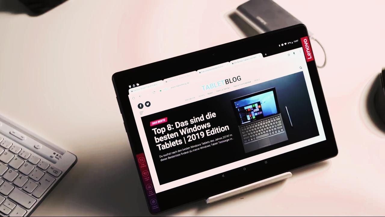 Полный обзор планшета Lenovo M10 FHD REL