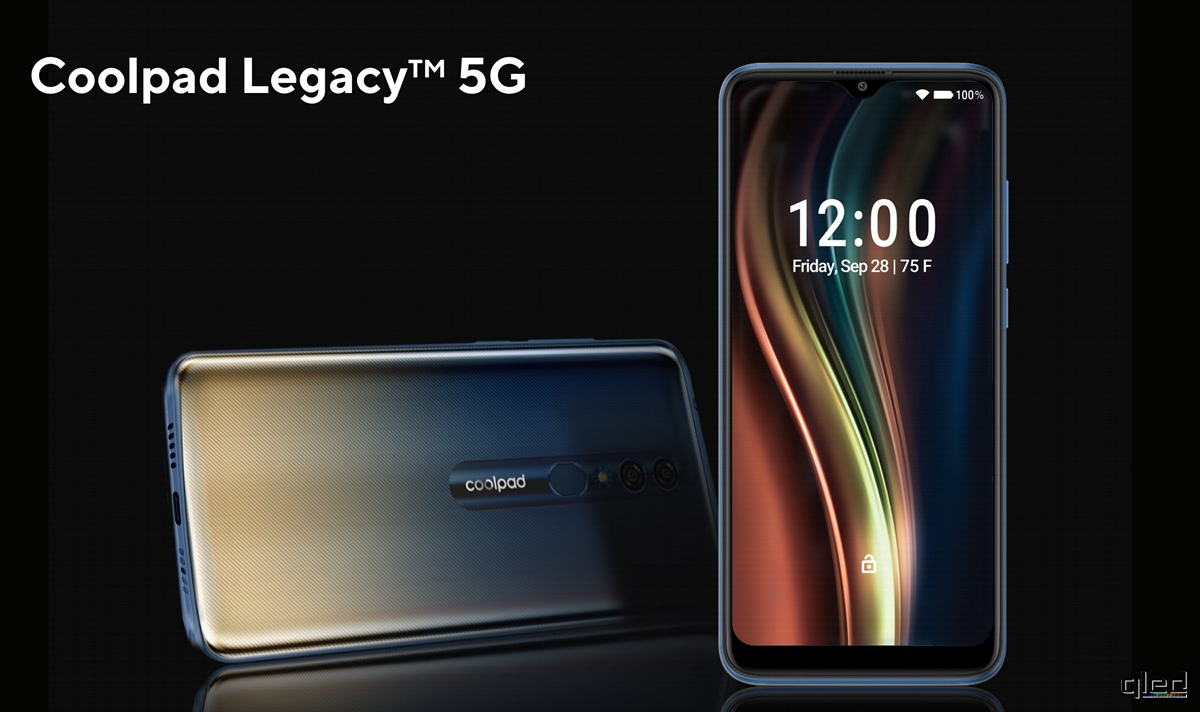 Обзор смартфона Coolpad Legacy 5G