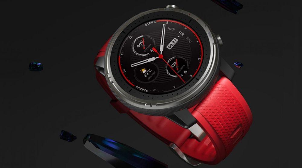 Полный обзор смарт-часов Amazfit Smart Sport Watch 3 (Stratos 3)