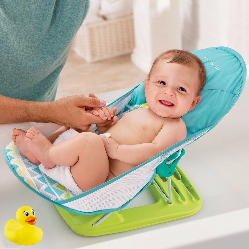 Лучшие стульчики для купания для малышей на 2020 год
