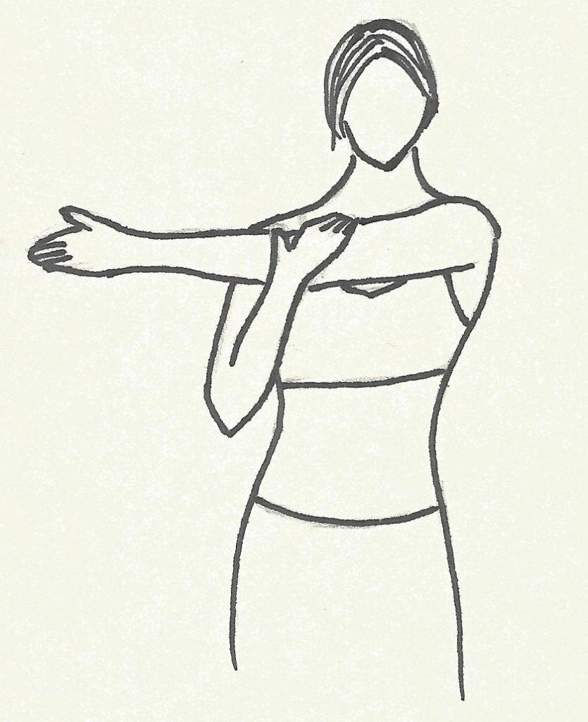 утки, гимнастика для плеча картинки сам