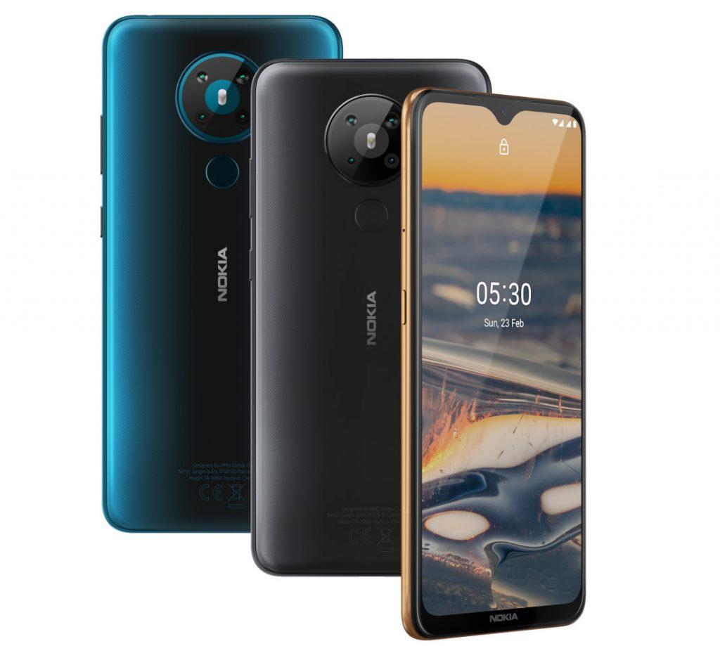 Обзор смартфона Nokia 5.3 с основными характеристиками